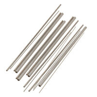 15Pcs Stainless Steel Coiling Rods Bar Jewelry DIY Crafts Wire Winding Tools