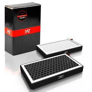 Premium 2 Pack HEPA Cabin Air Filter Activated Carbon For Tesla Model 3 Model Y