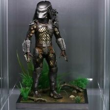 1/6 Scale Custom Jungle Base Stand. Perfect for Hot toys Predator, Rambo etc.