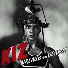 CD K.I.Z. Urlaub fürs Gehirn Album (K143)