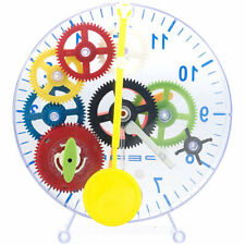 Uhrenbausatz: Meine erste Uhr: Pendeluhr-Bausatz für Kinder