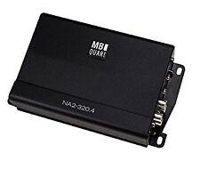 MB Quart NA2-320.4 Compact Nano Small 4 CH Channel Full Range Class D BIG POWER