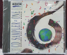 Rare KOCH Classic Collection 1 19 Tracks CD Sealed 67 mins 1991 1st Run MINT