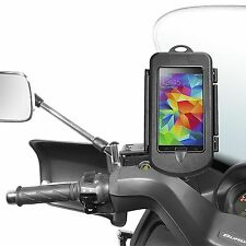 Motorola Razr Moto G2 Hardcase (Size M) waterproof with holder for scooter