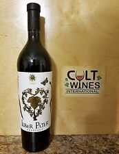 2007 Liber Pater Bordeaux, Graves. Extraordinary and ultra rare wine.