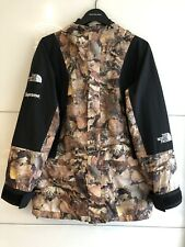 Supreme The North Face Mountain Light Jacket-L Large-Foglie Mimetica, TNF