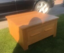 Morris Furniture- Coffee Table With Drawer