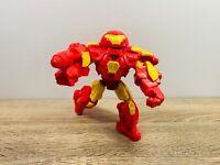 Iron Man Hulk Buster - Super Hero Mashers Mash Ups Marvel Hulkbuster Ironman