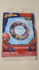 Spiderman: Swim Ring float, Brand New Sealed for ages 3+