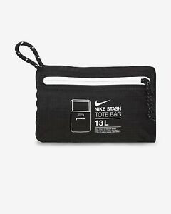 Nike Stash Tote Bag Unisex Sports Travel Smart Look Durable Casual DD1357-010