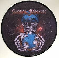 Suicidal Tendencies - World gone Mad Patch not Specification #122731