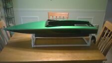 "42 "" Easy Vee R/C Race Boat Hull w/ Hardware"