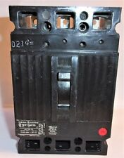 Ge General Electric Ted134015 15Amp 3 Pole 480V Circuit Breaker Lightly Used