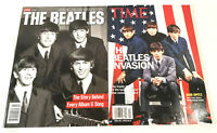 2014 Time The Beatles Invasion  2015 Music Icons Collectors Ed lot of 2 Magazine