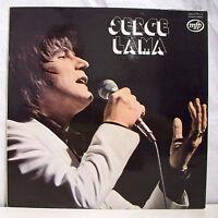 """33 tours SERGE LAMA Disque Vinyle LP 12"""" LES BALLONS ROUGES - MFP 046-13.229 NM"""