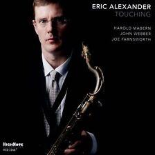 CD: ERIC ALEXANDER Touching NM