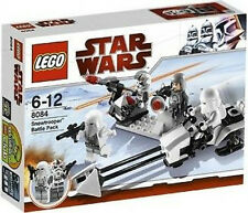 STAR WARS LEGO #8084 SNOWTROOPER BATTLE PACK....NEW & UNOPENED!  battle of hoth