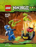 LEGO Ninjago 30085  Blauer Ninja Jay + springende Schlangen