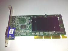 Grafikkarte nVidia GeForce 2 MX 400 * 64 MB AGP 100% OK ** LOOK -->