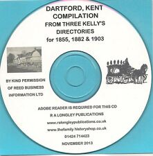 Dartford, Kent 1855 - 1903 [Kelly's]