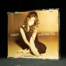 Mariah Carey - Without You And Never Forget You - music cd EP
