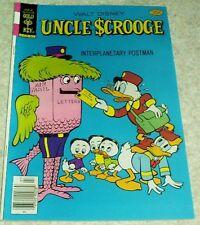 Walt Disney's Uncle Scrooge 154 VF- (7.5) Interplanetary Postman! 50% off Guide!