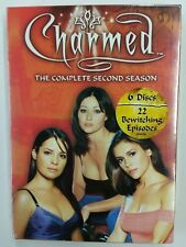 Charmed - The Complete Second Season (DVD, 2005, 6-Disc Set)