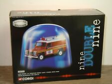 Land Rover 110 South Glamorgan Fire Service - Corgi CC07704 - 1:43 in Box *40446