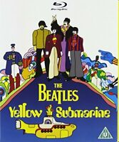 Yellow Submarine [Blu-ray] [2012] [DVD][Region 2]