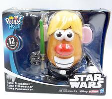 Star Wars Mr Potato Head Luke Frywalker / Skywalker Figure, Disney Playskool Toy