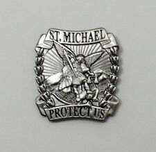 Saint Michael the Archangel-Protect US Lapel Pin