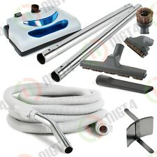 KIT Electric Powerhead Vac 30' Electric Hose Direct Connect Central Vacuum NEW