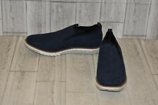Hush Puppies- Expert PT Slip-On Casual Shoes, Men's Size 10 W, Blue