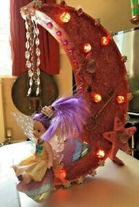 Fairy Moon Light Handmade