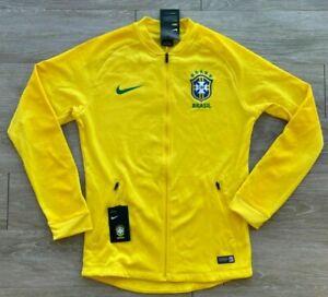 Mens Nike World Cup Brazil Soccer Authentic Training Jacket 893584-749 Sz M $110