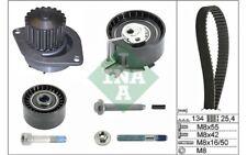 INA Bomba de agua+kit correa distribución Para PEUGEOT 1007 530 0379 30