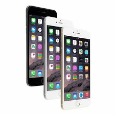 Apple iPhone 6 Plus / 6 Factory Unlocked 16GB 64GB Gold Space Gray Silver
