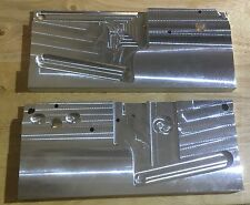 Billet Aluminium soft jaws for 80 lower Fixture Jig for 223, 556, 300 blackout