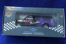 Sports Image Chevry Racing Suburban 1 of 5000  LE 1:25 Diecast in Box