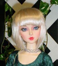 "DOLL Wig, Monique Gold ""Ava"" Size 4/5, Bleach Honey Blonde"
