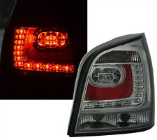 LED taillights set 6R Style for VW POLO 9N 9N3 05-09 in SMOKED finish