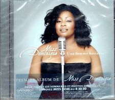 CD - MISS DOMINIQUE - Une femme battante