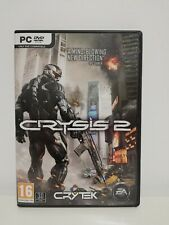 CRYSIS 2 - PC DVD Rom Mint Condition Complete Fast Free Postage