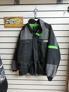 ARCTIC CAT RACER RACE WINTER JACKET COAT XL SNOWMOBILE SUIT ARCTIC WEAR