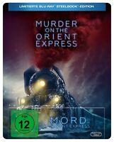 Mord im Orient Express (2017)[Blu-ray Steelbook /NEU/OVP] nach Agatha Christie