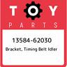 13584-62030 Toyota Bracket, timing belt idler 1358462030, New Genuine OEM Part