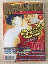 Raijin Comics Issue 5-10