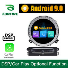 Android 9.0 Car Stereo DVD GPS Player Navigation for BMW MINI COOPER R56 06-13