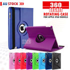 Rotate Leather Case Cover For iPad 9th 8th 7th 6th 5th Gen Air 4th 1 Mini 2 3 5