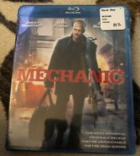 The Mechanic Blu-ray Free US Shipping